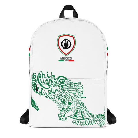 "Limited Edition ""Viva Mexico"" Backpack"