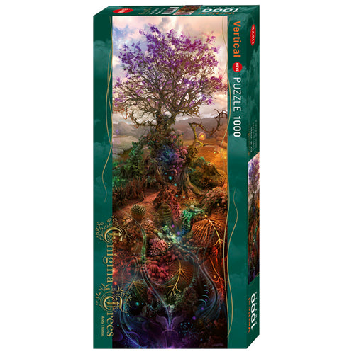 Heye: Enigma Trees, Magnesium Tree (1000 pcs)