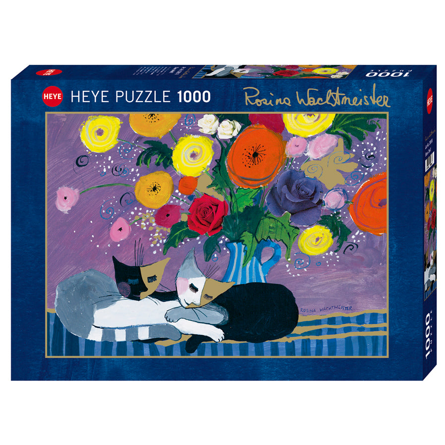Heye: Wachtmeister, Sleep Well (1000 pcs)
