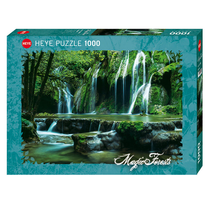 Heye: Magic Forests, Cascades (1000 pcs)