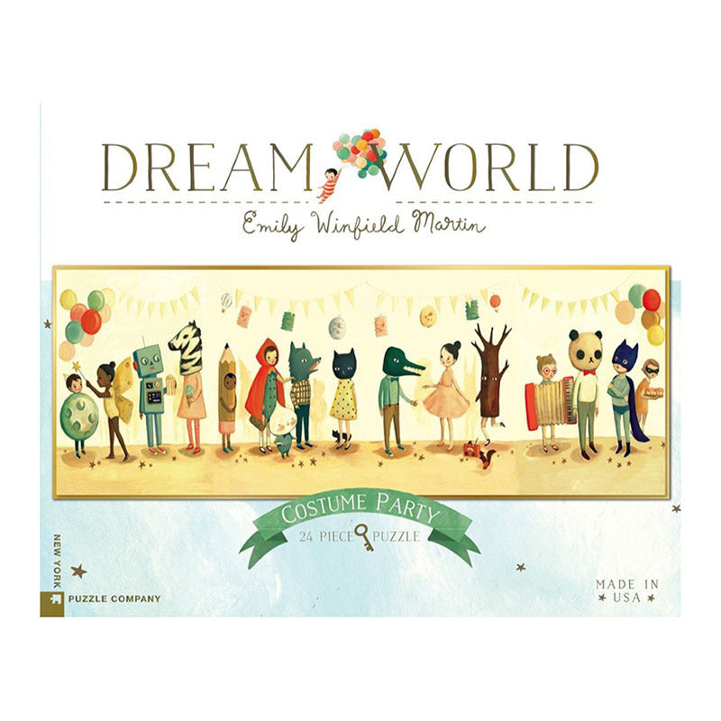 NYPC: Dream World - Costume Party (24 pcs)