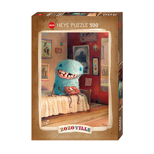 Heye: Zozoville, Milk Tooth (500 pcs)