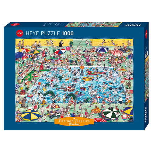 Heye: Blachon, Cool Down! (1000 pcs)