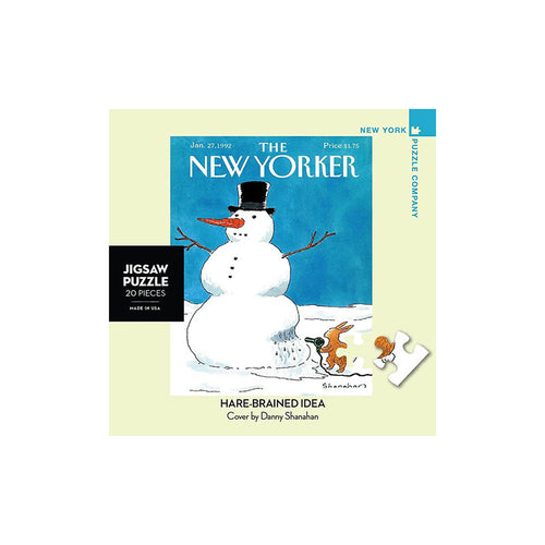 NYPC: The New Yorker - Hare-brained Idea Mini (20 pcs)