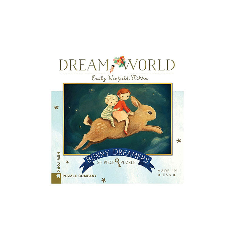 NYPC: Dream World - Bunny Dreamers Mini (20 pcs)