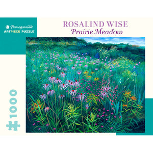 Pomegranate Puzzles - Rosalind Wise: Prairie Meadow (1000 pcs)