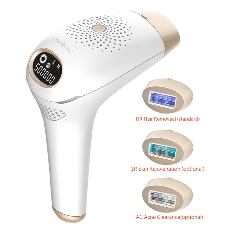 NEW 3 in 1 IPL Laser Hair Removal Machine