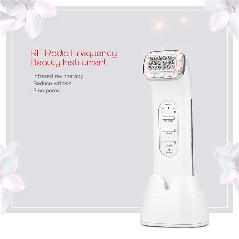 Radio Frequency Infrared Wave Therapy Thermage Massager