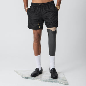 Leisure Zip Short
