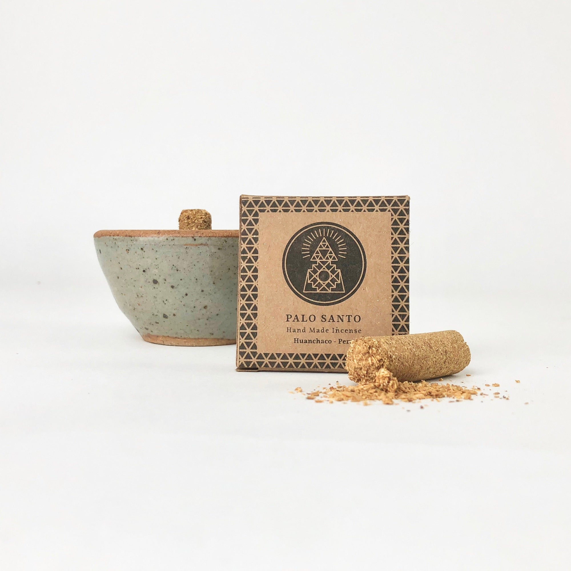 Palo Santo - Hand Pressed Incense