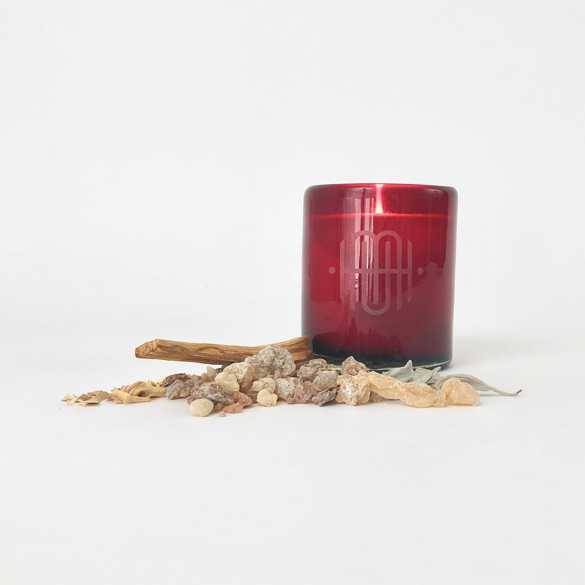 so HUM Essential Oil Candle