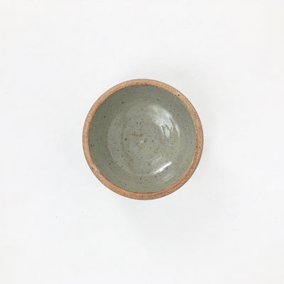Incense Burning Bowl, Hand Thrown Ceramic