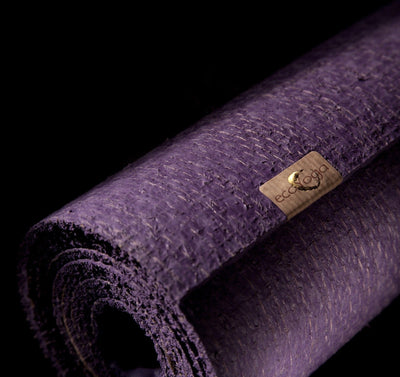 ecoYoga Mat - 6 mm Thick