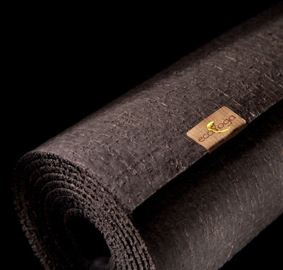 ecoYoga Mat - Just the Right Length