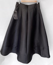 Load image into Gallery viewer, FOREVER NEW Black A Line Lena Ball Prom Pocket Asymmetrical Skirt Size 10 BNWT
