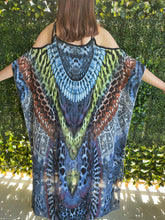 Load image into Gallery viewer, ISABELLA THE LABEL amazing cold open shoulder Kaftan dress 8-18