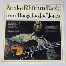 "Load image into Gallery viewer, (jones, booglaoo joe) | Ivan ""Boogaloo Joe"" Jones [Snake Rhythm Rock] US Original"
