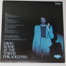 Load image into Gallery viewer, (bowie) | David Bowie [David Live] US Promo Original