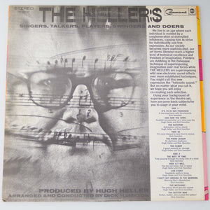 (hellers) | The Hellers [Singers Talkers Players Swingers & Doers] US Original