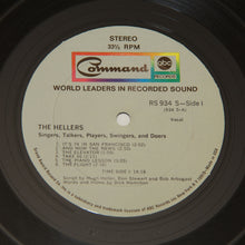 Load image into Gallery viewer, (hellers) | The Hellers [Singers Talkers Players Swingers & Doers] US Original