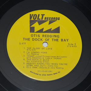 (redding, otis) | Otis Redding [The Dock Of The Bay] US Original