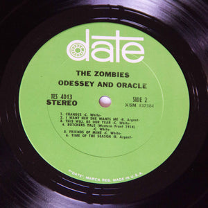 (zombies) | The Zombies [Odessey and Oracle] US Original