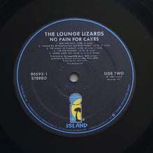 Load image into Gallery viewer, (lounge lizards) | The Lounge Lizards [No Pain For Cakes] US Promo Original