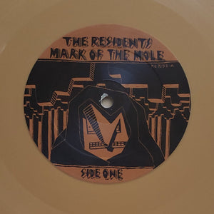 (residents) | The Residents [Mark Of The Mole] Brown Vinyl Original
