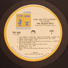 Load image into Gallery viewer, (beach boys) | The Beach Boys [Pet Sounds] Brothers/Reprise Press