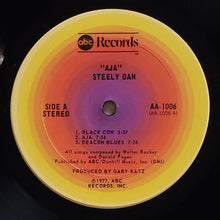 Load image into Gallery viewer, (steely dan) | Steely Dan [Aja] US Original