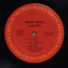 Load image into Gallery viewer, (Davis, miles) | Miles Davis [Live-Evil] US Original