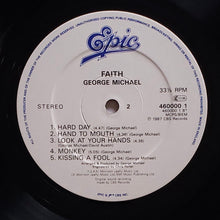 Load image into Gallery viewer, (michael, george) | George Michael [Faith] UK Original