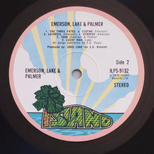 Load image into Gallery viewer, (emerson lake palmer) | Emerson Lake & Palmer [Emerson Lake & Palmer] 1972 UK Pink Rim