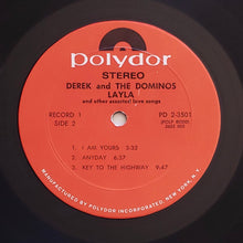 Load image into Gallery viewer, (derek and the dominos) | Derek and the Dominos [Layla and Other Assorted Love Songs] US Monarch Original
