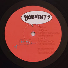 Load image into Gallery viewer, (pavement) | Pavement [Wowee Zowee] US 2nd Pressing