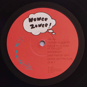 (pavement) | Pavement [Wowee Zowee] US 2nd Pressing