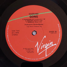 Load image into Gallery viewer, (gong) | Gong [Gazeuse!] 1984 UK Press