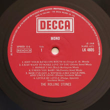 Load image into Gallery viewer, (rolling stones) | The Rolling Stones [The Rolling Stones] 1970 UK Mono