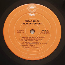 Load image into Gallery viewer, (cheap trick) | Cheap Trick [Heaven Tonight] US Promo Original