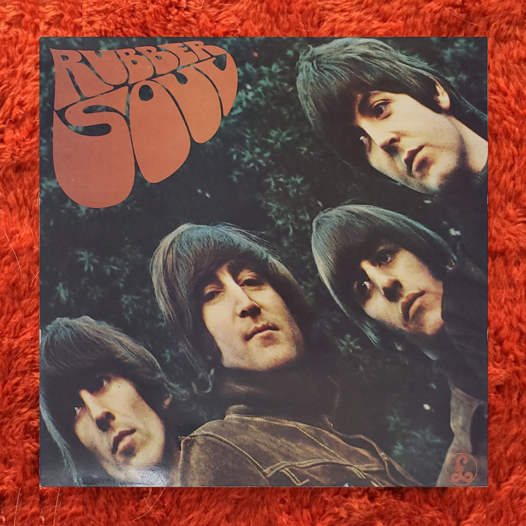 (beatles) | The Beatles [Rubber Soul] '80s UK Stereo