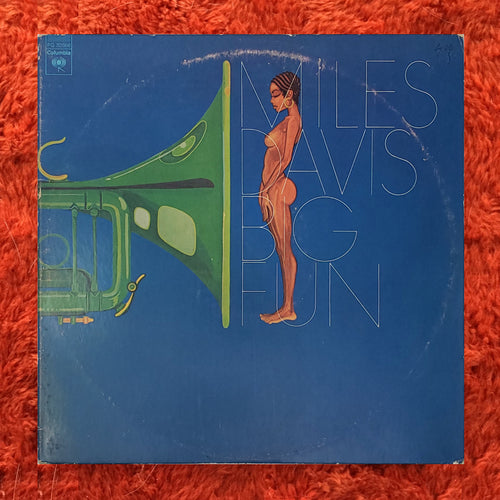 (davis, miles) | Miles Davis [Big Fun] US Original