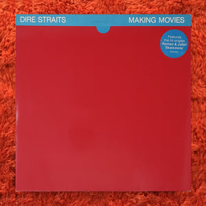 (Dire Straits) | Dire Straits [Making Movies] UK Original