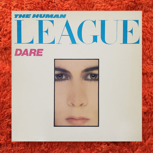 (human league) | The Human League [Dare] UK Original
