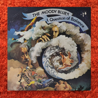 (moody blues) | The Moody Blues [A Question Of Balance] UK Original