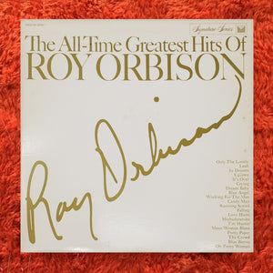(orbison) | Roy Orbison [The All Time Greatest Hits Of Roy Orbison] US Promo