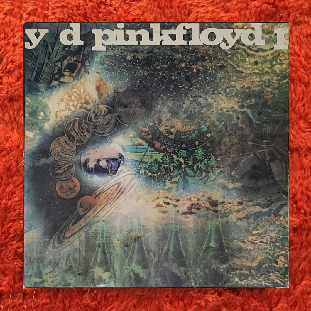 (pink floyd) | Pink Floyd [A Saucerful Of Secrets] '73 UK Pressing