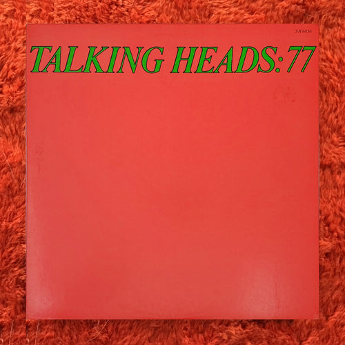 (talking heads) | Talking Heads [Talking Heads: 77] US Original