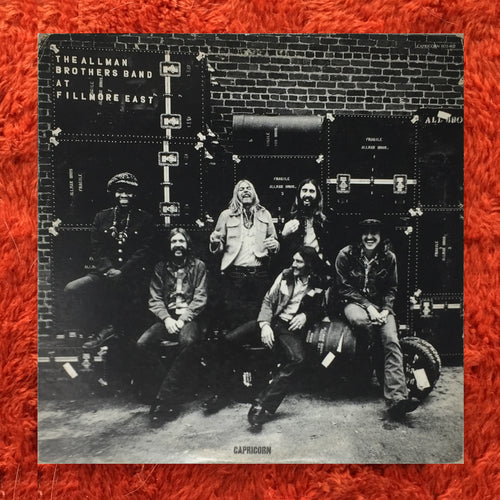 The Allman Brothers Band [At Fillmore East] US Monarch Original