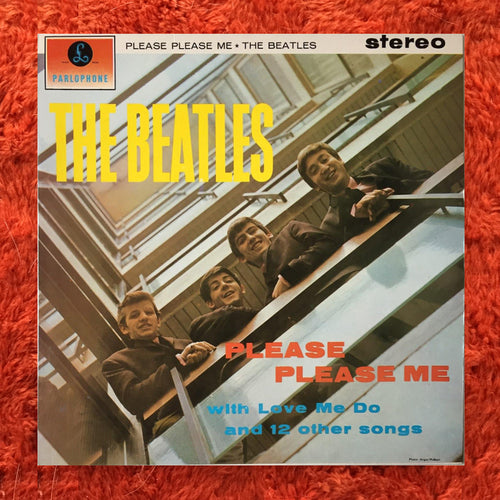 (beatles) | The Beatles [Please Please Me] 1980 UK Press