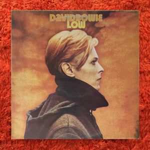 (bowie, david) | David Bowie [Low] UK Original